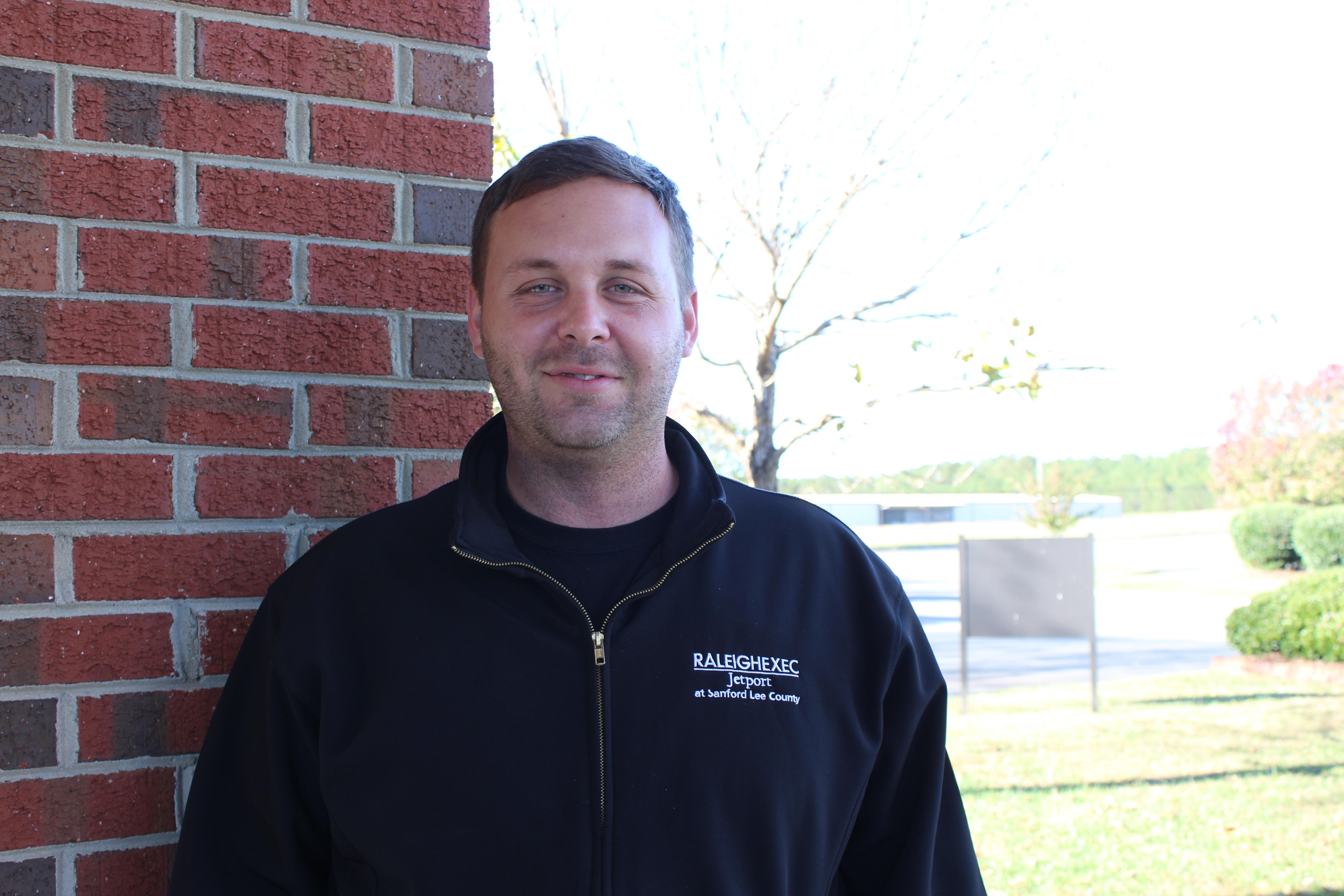 Brad Holt | Raleigh Executive Jetport