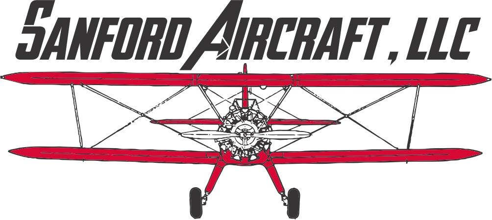 Sanford Aircraft Logo | Raleigh Executive Jetport