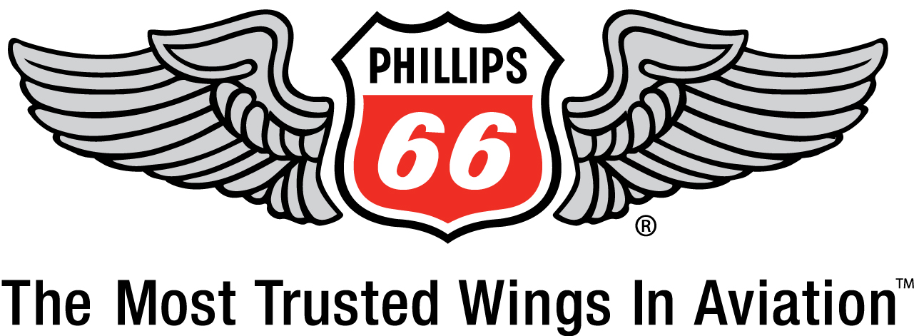 Phillips 66 Logo | Raleigh Executive Jetport