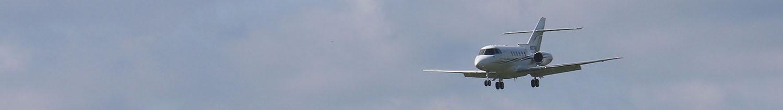 Jet Landing Thumbnail | Raleigh Executive Jetport